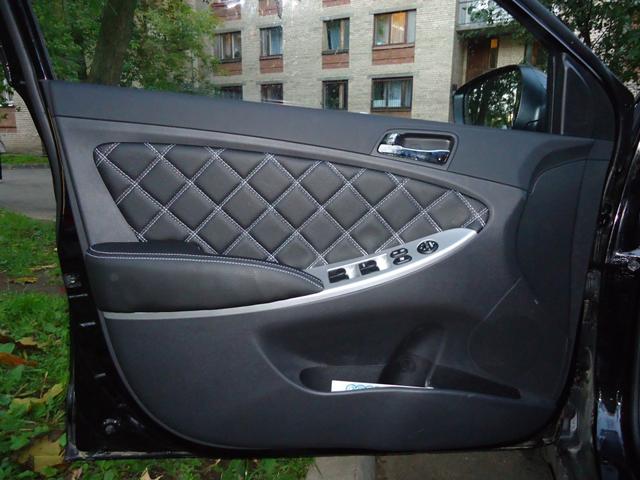 обшивка двери машины своими руками